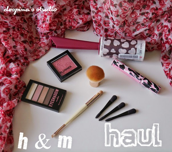 Mini Haul : Η&Μ and flormar