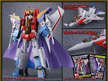 Pre-Order - Takara Tomy Transformers Masterpiece MP-11 Starscream (Reissue)