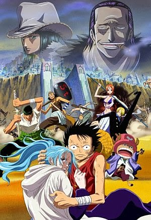 One Piece Movie 8: Sabaku no Oujo to Kaizoku-tachi