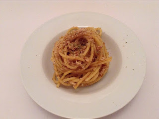 pasta mollica