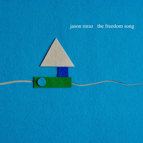Jason Mraz - The Freedom Song - Single Cover