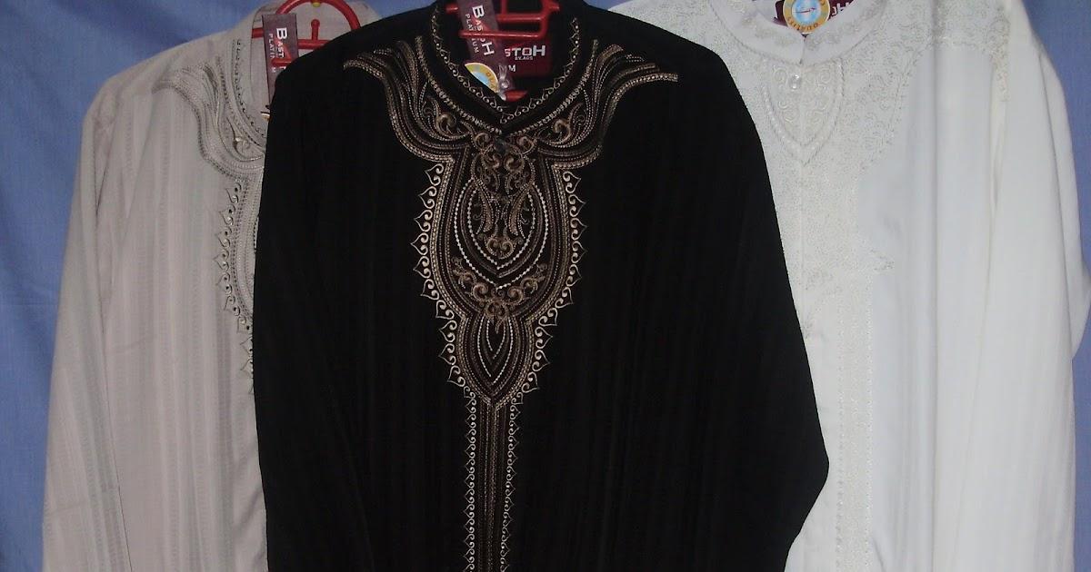 Baju Muslim Lelaki Baju Gamis Kurtah Pakistan Baju