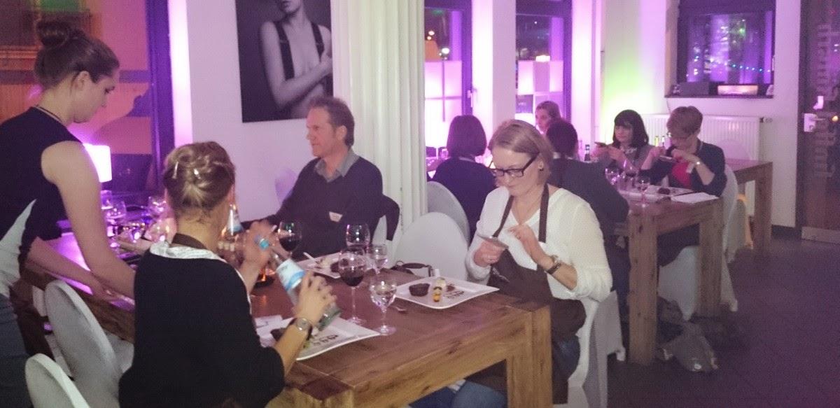GOURMET-Kochevent Köln: Genießen