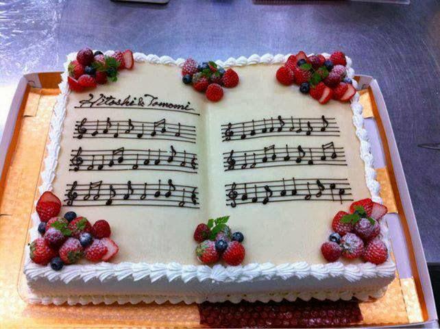 Imagenes y Tarjetas para Felicitar en Cumpleaños: Tarta con notas ...