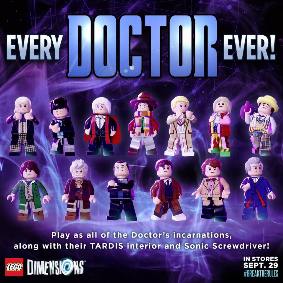 lego dimensions doctor who instructions