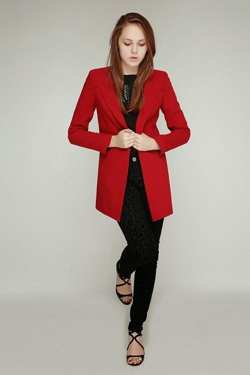 Modern Rapel Jacket