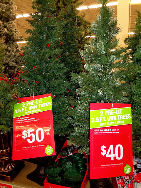 Big Lots Christmas Tree Prices