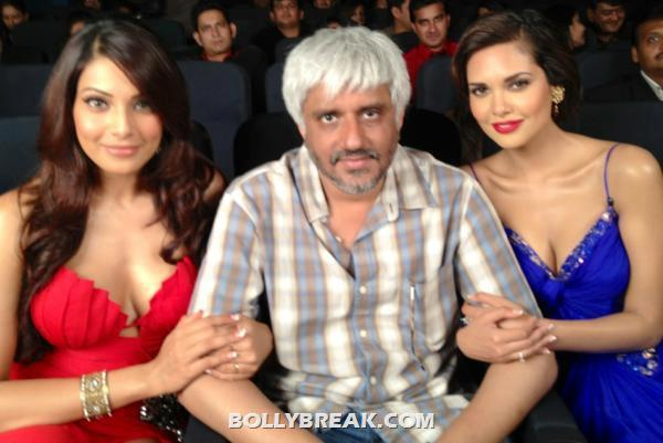 Casting Couch - Bipasha Basu, Vikram Bhatt, Eisha gupta - Raaz 3 Stills - Bipasha Basu, Eisha Gupta