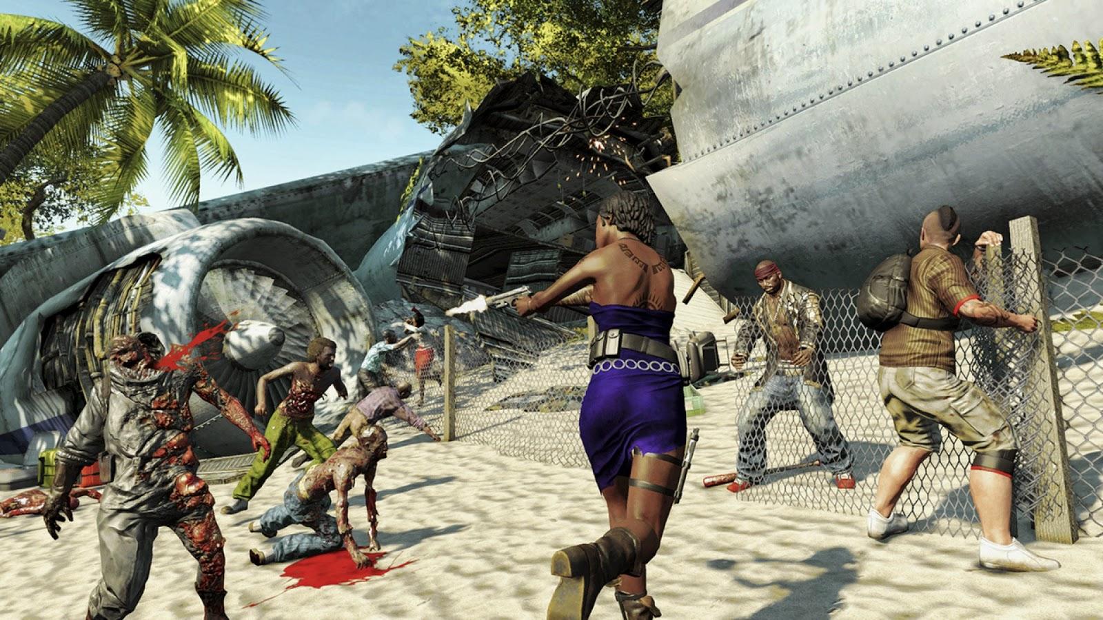 Dead Island Riptide 1 dvd iso