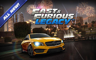Fast and Furious Legacy Game Download APK DATA