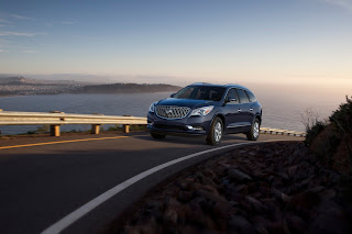 Enclave competes well in luxury crossover niche