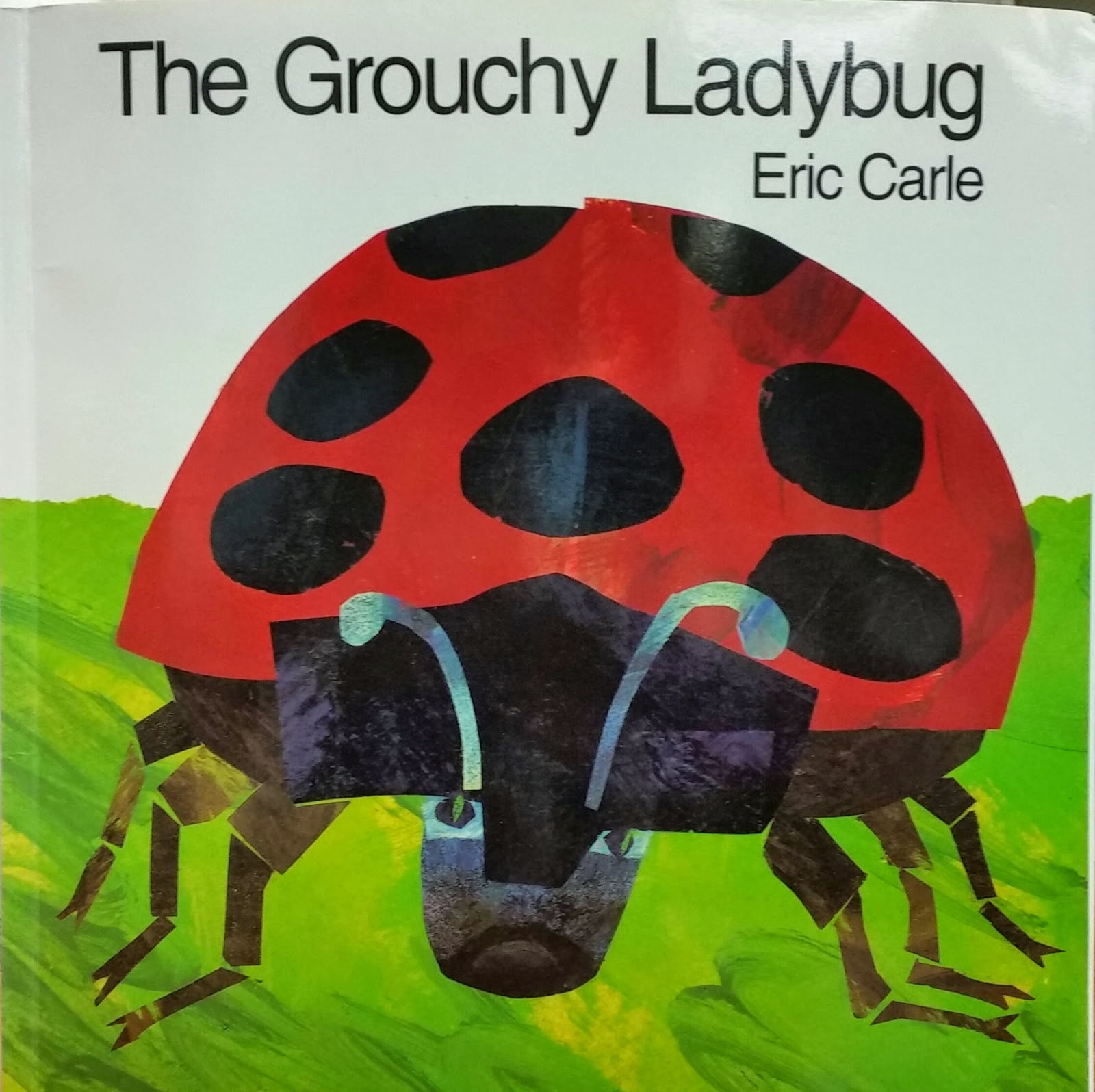 The Grouchy Ladybug By Eric Carle Pictures to Pin on ...
