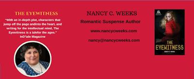 NANCY C. WEEKS - ROMANTIC SUSPENSE AUTHOR