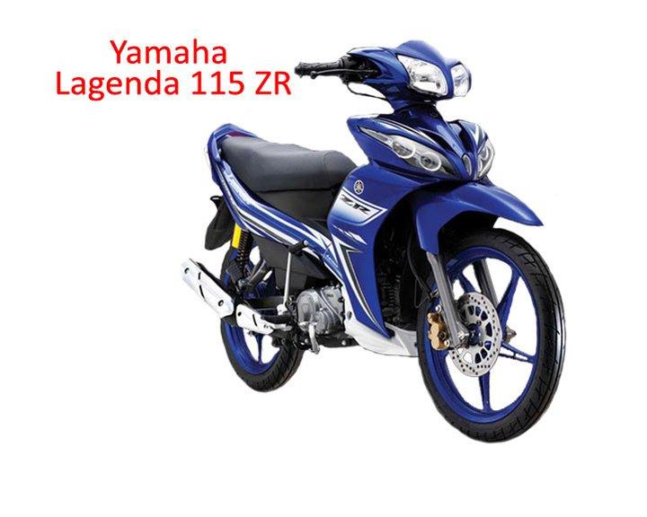 Tropicana Motorworld Yamaha Lagenda 115zr