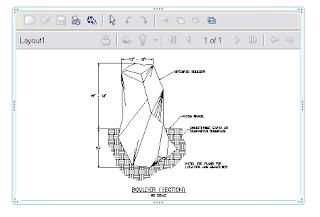إدراج ملفات الاوتوكاد في برامج MS Word و PowerPoint Image5