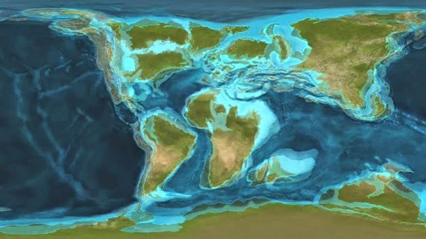 Tudo o que sabíamos sobre a formação dos continentes pode mudar