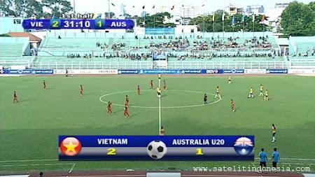 siaran tv sepak bola wanita