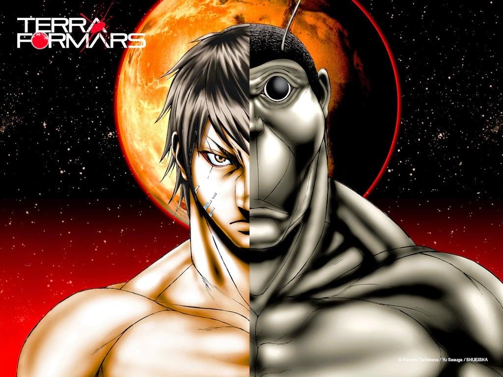 Terra Formars OVA 1