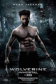 "Poster do filme ""Wolverine: Imortal"""