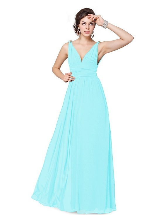 Fashion trends: Long prom dresses under $50 dollars