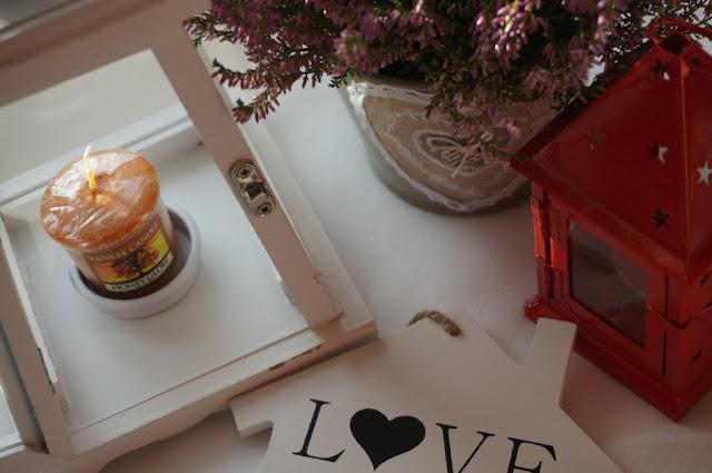 Honey Glow Yankee Candle, czyli nuta słodyczy w jesienny wieczór
