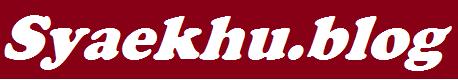syaekhu.blog