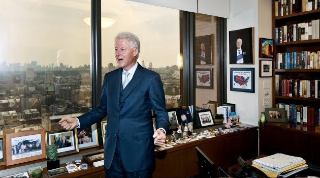 What on earth bill clinton never balanced a budget and never ran a surplus - Bill clinton years in office ...