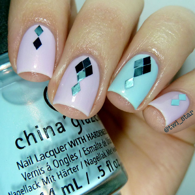 China Glaze Dashboard Dreamer Swatch Road Trip Collection