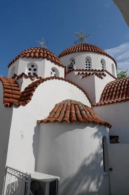 Z wizytą u Św. Rafała/Visiting Agios Rafail