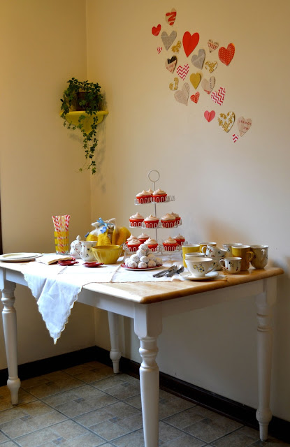 tea party ideas