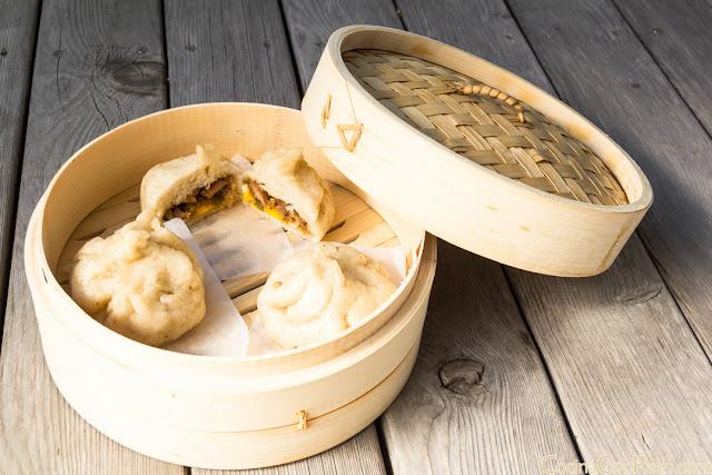 Pan Chino al vapor Bao o Baozi - Receta paso a paso