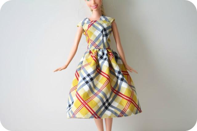 Как сшить барби платье своими руками