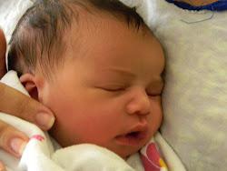 Sami @1 day old