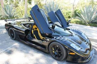 2012 Mosler Raptor GTR
