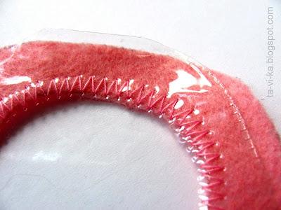 как шить искалочку
