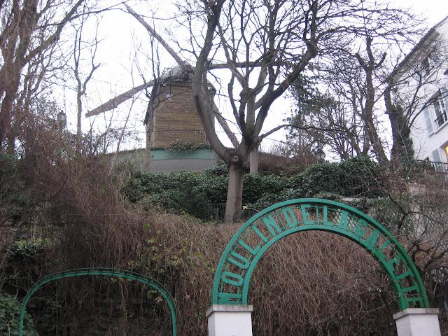 moulin de la galette