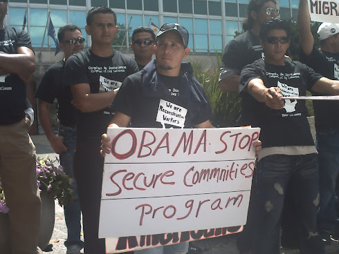 Obama Stop Secure Communities Program