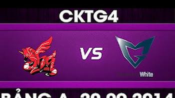 CK Thế Giới 2014 – Bảng B, AHQ vs SSW
