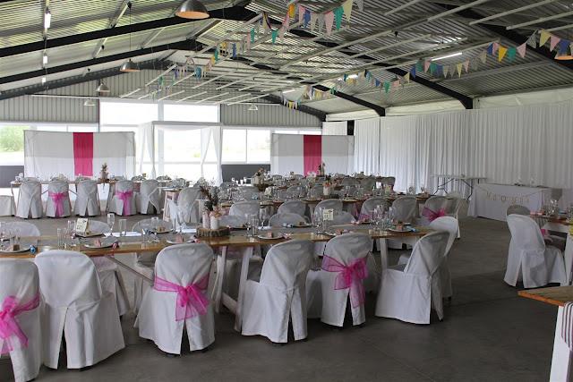 venue hall setting