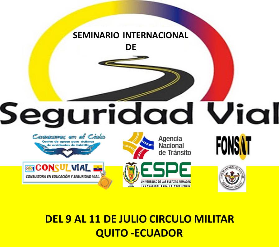 Seminario Internacional de Seguridad Vial