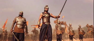 ‎Prabhas‬ Latest HD Stills from ‪‎Baahubali‬ | Photos