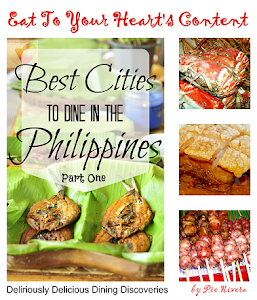 BEST CITIES TO DINE IN THE PHILIPPINES