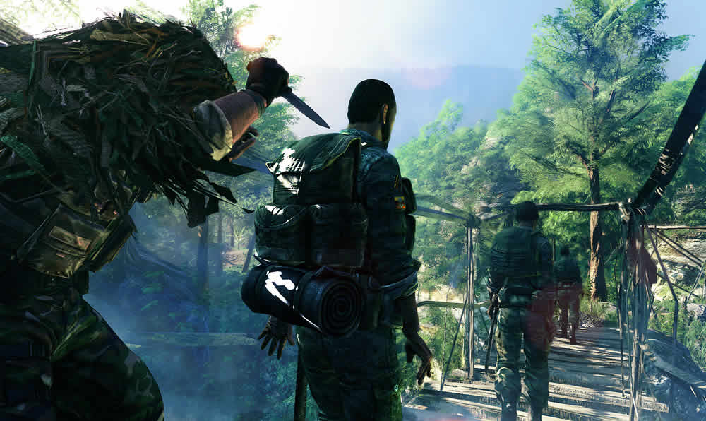 Sniper Ghost Warrior 2 system requirements (minimum)