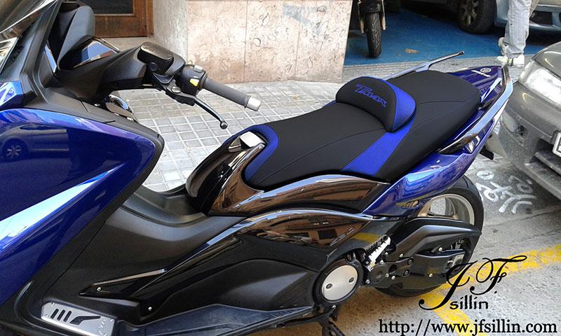 tapizado asiento moto madrid gallery of asiento de moto