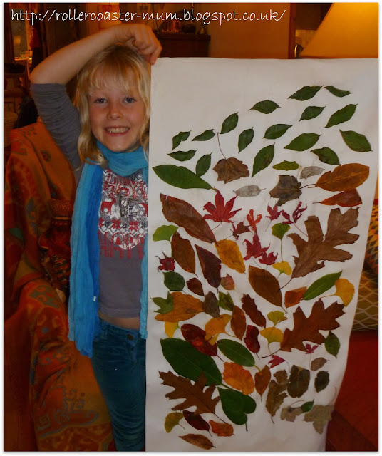 autumn fall leaf art tree