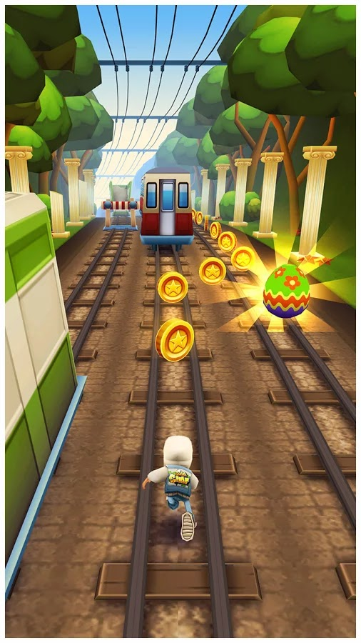 Subway Surfers Rome v1.22.0