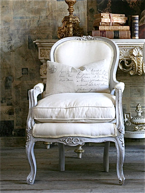 ... Shabby Chic Vintage Chair Decorating Ideas 2012  I Heart Shabby Chic