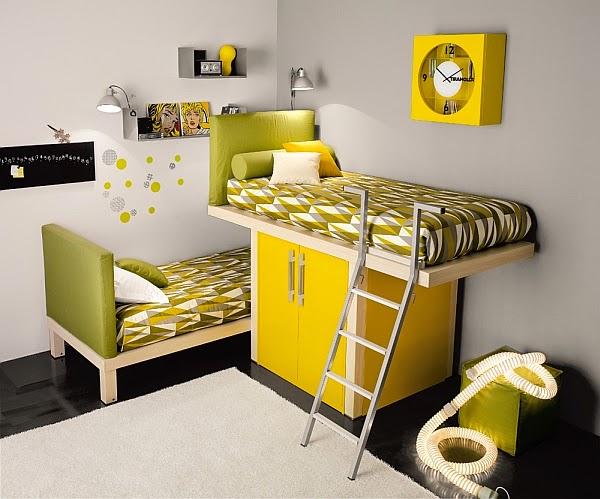 Shared Boys Bedroom Ideas