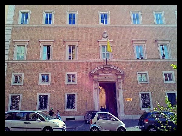 Palazzo S. Apollinare w Rzymie