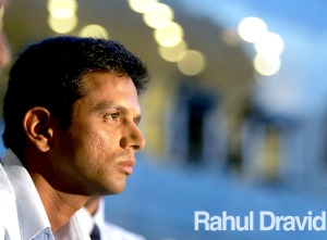 Rahul Dravid has retired from international cricket after a 16-year career at the top